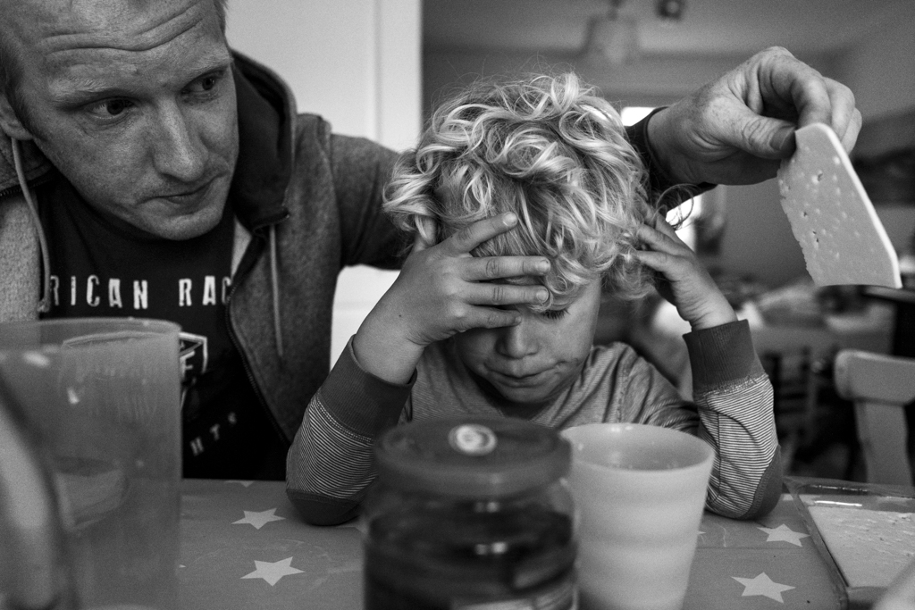 mealtime struggles with kids