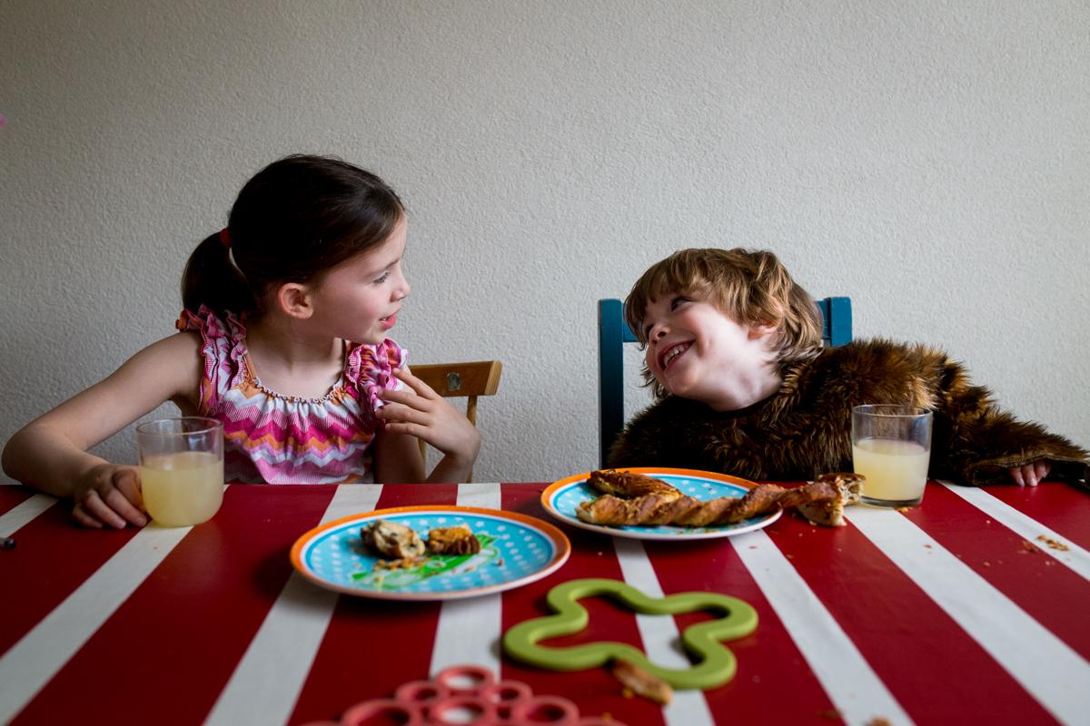 Liv Stephen | Documentary Family Photography Breakfast