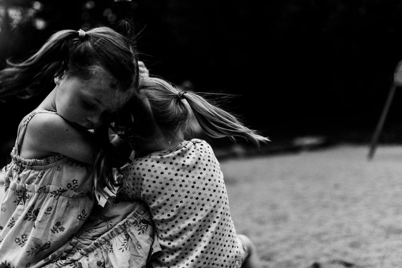 Dokumentarische Familienfotografie Hamburg