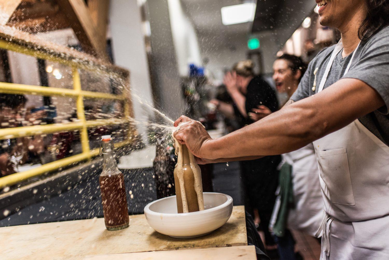 Homemade Root Beer Blast